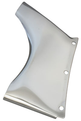 1953-54 SEDAN OUTSIDE SUNVISOR BRKT-RIGHT SIDE Photo Main