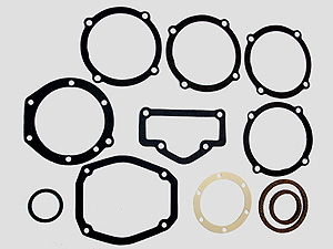 1932-1936 3-SPD TRANSMISSION GASKETS Photo Main