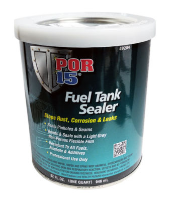POR-15 FUEL TANK SEALER - QUART Photo Main
