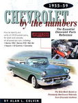 "Chevrolet Parts -  ""1955-59 CHEVROLET BY THE NUMBERS"""