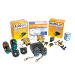Chevrolet Parts -  AUTOLOC 5 CHANNEL 15 LBS REMOTE SHAVED DOOR KIT