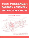 Chevrolet Parts -  1956 CAR FACTORY ASSEMBLY MANUAL