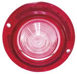 Chevrolet Parts -  1963 IMPALA PASSENGER BACKUP LIGHT LENS