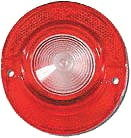 Chevrolet Parts -  1964 CAR BACKUP LIGHT LENS