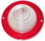 Chevrolet Parts -  1961 CAR BACKUP LIGHT LENS