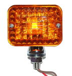 Chevrolet Parts -  RECTANGULAR AMBER TURN SIGNAL