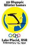 Chevrolet Parts -  VINTAGE WINDOW DECAL 1932 WINTER OLYMPICS