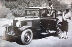 Chevrolet Parts -  1929 CHEVROLET 3WD COUPE B&W PHOTO