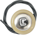 Chevrolet Parts -  1949 CHOKE KNOB-IVORY W/CABLE