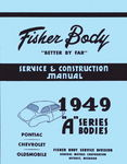 Chevrolet Parts -  1949 CAR FISHER BODY MANUAL