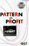 "Chevrolet Parts -  1957 PASS ""PATTERN OF PROFIT"" DEALER GUIDE"