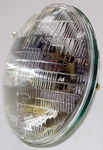 Chevrolet Parts -  6-VOLT SEALED BEAM HALOGEN HEADLAMP #6006