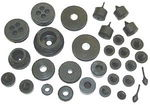 Chevrolet Parts -  55-59PU GROMMET KIT-F/WALL,HOOD,DR.