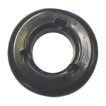 70-71 PU DOOR/WINDOW ESCUTCHEON-BLK
