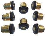 Chevrolet Parts -  1955-64 PASS FRONT URETHANE A-ARM BUSHINGS
