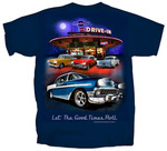 Chevrolet Parts -  1955-1957  CHEVY DRIVE-IN T-SHIRT