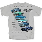 Chevrolet Parts -  CHEVY 'NOTHING BUT PICKUPS' T-SHRIT