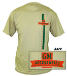 Chevrolet Parts -  GM ACCESSORIES - T-SHIRT