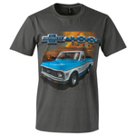 "Chevrolet Parts -  1971-1972 ""CHEVY TRUCKS 100 YEARS"" T-SHIRT"