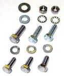 Chevrolet Parts -  1929-36 GENERATOR MOUNTING BOLT KIT