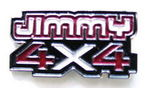"Chevrolet Parts -  ""JIMMY 4 X 4"" HAT PIN"
