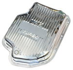Chevrolet Parts -  TURBO 400 TRANSMISSION PAN-CHROME