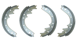 Chevrolet Parts -  1959-70 PASSENGER FRONT BRAKE SHOES