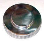 Chevrolet Parts -  1928 PASS CRANK HOLE COVER-ALUMINUM