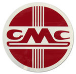 Chevrolet Parts -  1953-55 GMC HEATER DECAL