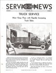 Chevrolet Parts -  1933 CHEVROLET FACTORY SERVICE NEWS