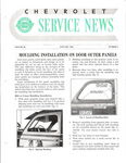 Chevrolet Parts -  1948 CHEVROLET FACTORY SERVICE NEWS