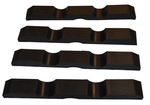 Chevrolet Parts -  1963-66 TRUCK RADIATOR MOUNTING PADS