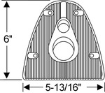 Chevrolet Parts -  1949-54 STEERING COLUMN FLOOR SEAL