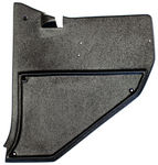 Chevrolet Parts -  1975-87 TRUCK KICK PANEL FULL COVER WITH A/C-LEFT