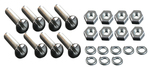 Chevrolet Parts -  STEP PLATE BOLT KIT (DOES 2 PLATES)