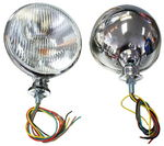 Chevrolet Parts -  KING BEE HEADLAMPS WITH TURN SIGNALS-STAINLESS